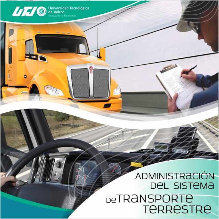 Estudia Administración de transporte terrestre